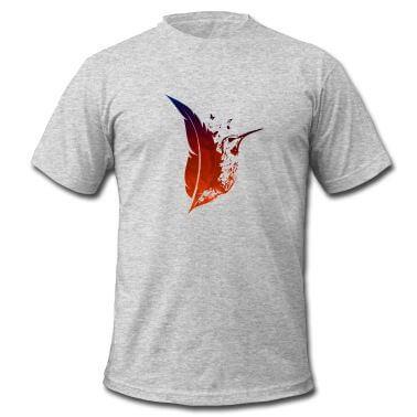 T-shirt-colibri-flamboyant